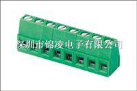 螺钉式PCB接线端子-JL128R,间距5.00/5.08/7.50mm,CE认证,UL证书:E484895
