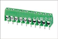螺钉式PCB接线端子-JL350,间距3.50/3.96mm,CE认证,UL证书:E484895