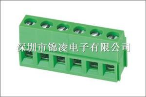 螺钉式PCB接线端子-JL500,间距5.00/5.08mm,CE认证,UL证书:E484895