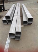 环保设备用不锈钢焊接矩形管