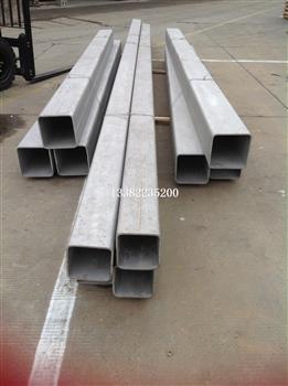 環保設備用不銹鋼焊接矩形管