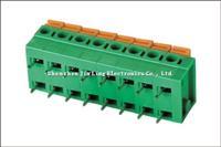 JL142R-5.08/7.50/7.62mm Pitch Male Female Screwless Terminal Block