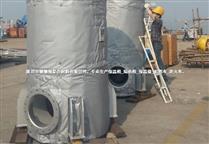 反应釜保温隔热工程保温套
