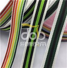 仿棉间色织带