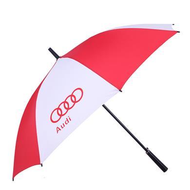雨伞厂家定制奥迪汽车广告伞  太阳伞厂家