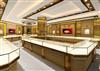 商场珠宝精品展柜