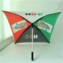 广州雨伞厂家定制方形高端广告伞  广州雨伞生产厂   广州雨伞厂