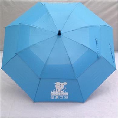 珠海雨伞厂定做双层高尔夫伞  珠海雨伞厂家  珠海雨伞生产厂家