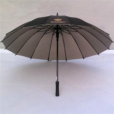 中山雨伞厂定制批发24骨防风广告伞  中山雨伞厂家  中山雨伞批发厂