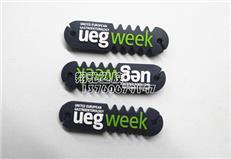 供应PVC软胶扎线器 广告绕线器 简易绕线器 可来样定制 可印LOGO