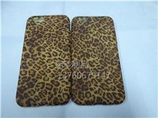 供应Iphone 6 硅胶手机套 苹果6豹纹手机套 欢迎订购