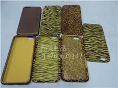 供应Iphone 6 硅胶手机套 苹果6plus豹纹手机套 欢迎订购