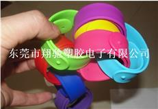 硅胶啪啪圈手环