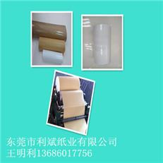 东莞造纸厂本色Pe淋膜纸/防潮/包装/现有分条机