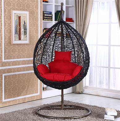 鸟巢吊篮椅