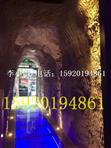 广州诸锣记餐厅溶洞景观效果是哪个公司施工的?