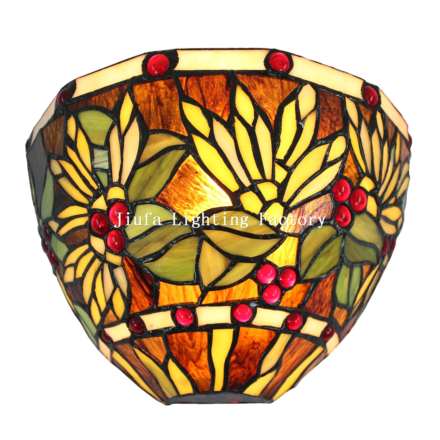 WL120012-stained glass wall sconce art deco_PRODUCTS_tiffany table ...
