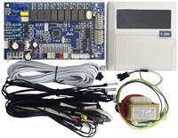 KZ05C-EY5P空调+供暧热泵控制系统