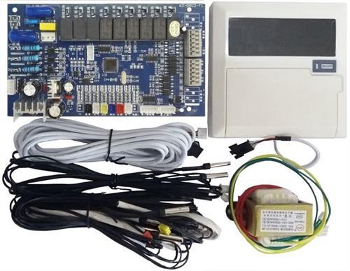 KZ05C-EY5P空調+供曖熱泵控制系統