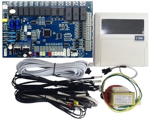 KZ09C-2Y6P空調+供曖熱泵控制系統