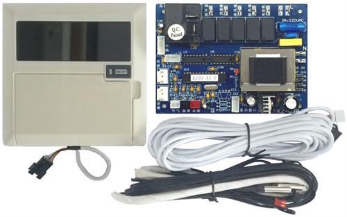 KZ03-A1-F空氣能家用熱泵熱水器控制系統