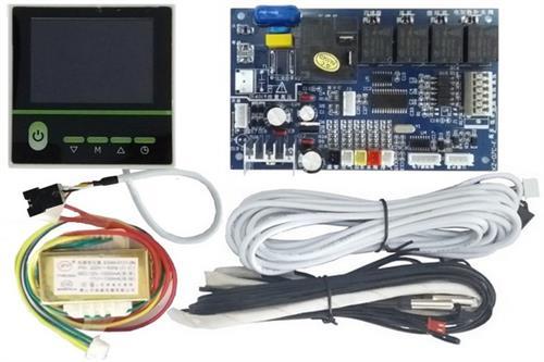 KZ07-SH01空气能家用热泵热水器控制系统