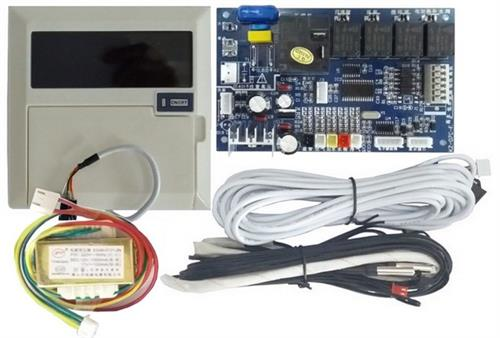 KZ07-SH02空氣能家用熱泵熱水器控制系統