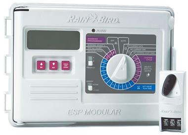 美国雨鸟控制器 ESP4M模块控制器 灌溉控制器 基础4站