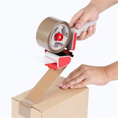 OPP PACKING TAPE WITH DISPENSER