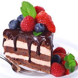 千层水果蛋糕