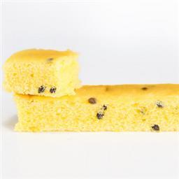 百香果烤蛋糕