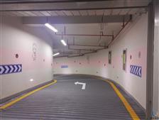 医院停车场环氧地坪:始于颜值,陷于工艺,忠于品质