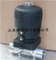 氣動焊接隔膜閥G661W-10P