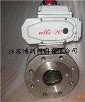 Q971F-16C电动对夹球阀