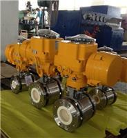 Q641TC-25P电动陶瓷球阀