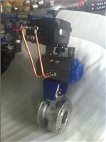 VQ640F-25P气动V型球阀