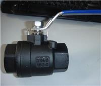 Q11F-16C碳鋼絲扣球閥