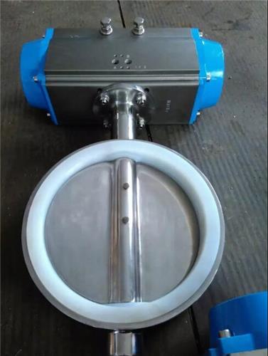 D671X-16R气动卫生蝶阀