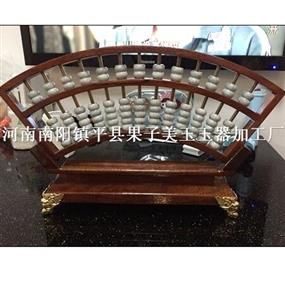 Jade jade abacus - Wholesale - - jade jade processing customized gifts