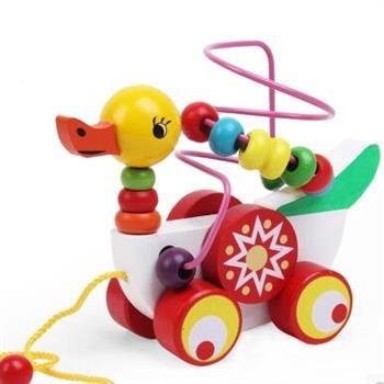 小鸭子儿童益智玩具
