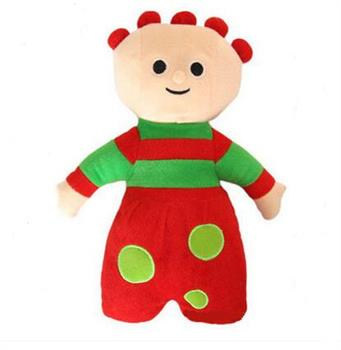 花园宝宝卡通娃娃毛绒玩具