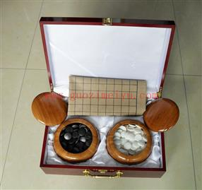 汉白玉围棋玉器礼品