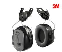 3M PELTOR  H7P3E-PTL  一按即听挂安全帽式耳罩