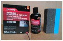 3M RESTORE BLACK NO.800汽车黑色部件还原胶(237ml)汽车还原蜡水
