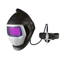 3M 9100XX FC供气系统 自动变光焊接面罩 (568825)