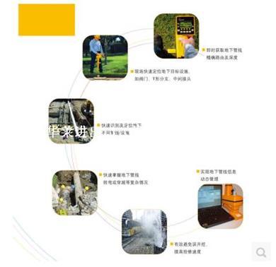 原装进口3M 1436钉型电子标识器(燃气)管道定位系统专用黄色