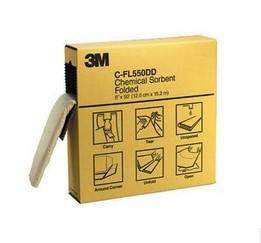 3M C-FL550DD折叠式化学吸液棉