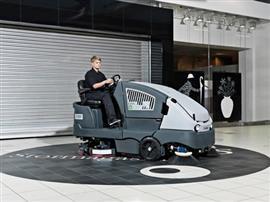 Nilfisk 力奇CS7000 洗地机扫地机一体机