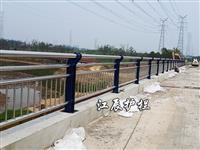 不銹鋼復合管河道護欄