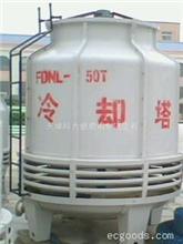 天津玻璃钢冷却塔  圆形逆流冷却塔   水处理设备